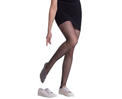 Dámské punčochové kalhoty Sneakerstyle 20 DEN Black BE225022-094