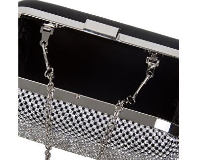 Pochette da donna Jasmin Box 32600 Silver