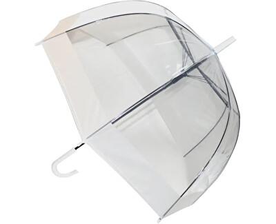 Női átlátszó botesernyő