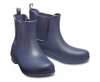 Dámske gumáky Crocs Freesail Chelsea Boot Navy / Navy 204630-463