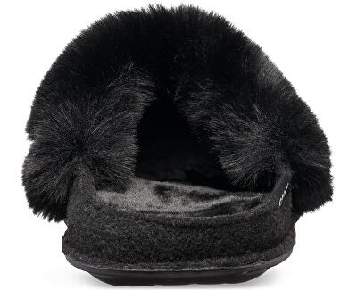 Dámske šľapky Clasic Luxe Slipper Black 205394-001