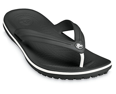 Crocband Flip-flop papucsok Fekete 11033-001