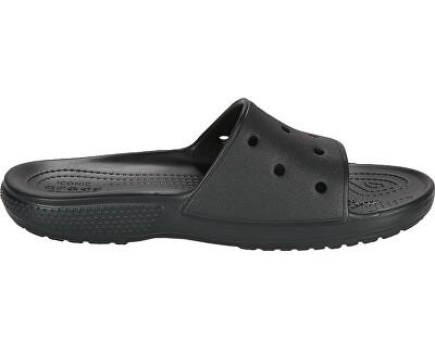 Pantofe Classic Crocs Slide Black 206121-001