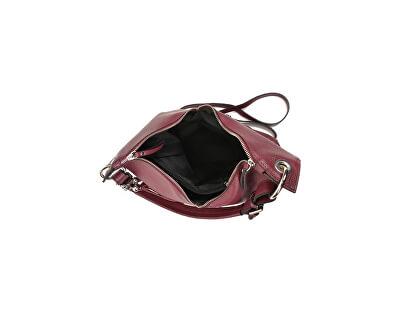 Dámská kožená kabelka AW20CF1334 Vino