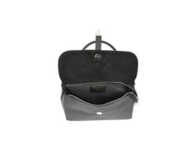 Dámská kožená kabelka AW19CF1543 Nero