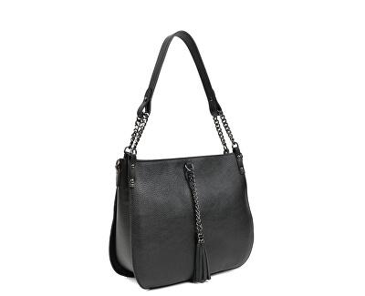 Dámská kožená kabelka AW20CF1550 Nero