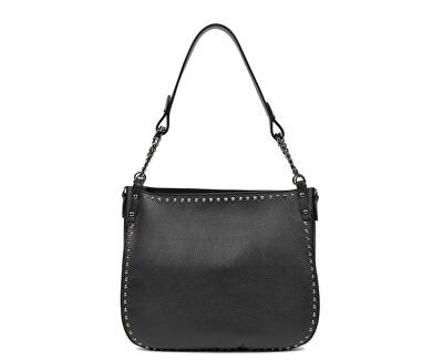 Damen Lederhandtasche AW19CF1550 Nero