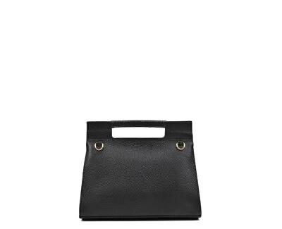 Dámská kožená kabelka AW19CF1551 Nero