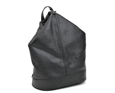 Dámský kožený batoh CF1545 Nero
