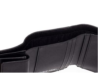 Női pénztárca Ck Must Croc Trifold Xs K60K606795BAX