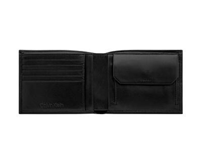 Portafoglio da uomo in pelle Ck Qt Pocket Hdn Pckt 5Cc W Coin K50K505708BAX
