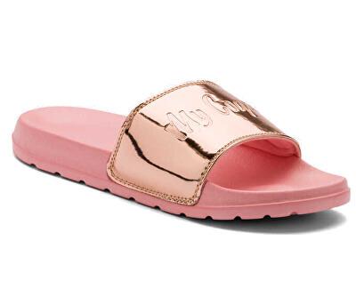 Női papucs Cleo Porrózsa/metalic Pink
