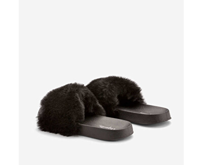 Dámske šľapky Furry 9752-900-2222