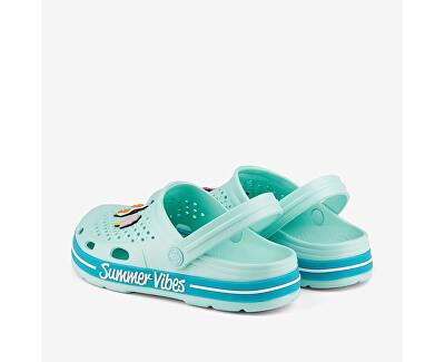 Dámské pantofle Lindo 6413-409-4419