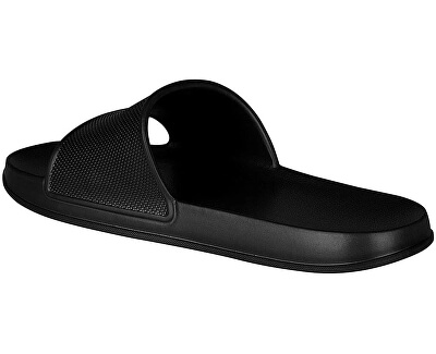 Pánske šľapky Tora Black 7081-100-2200