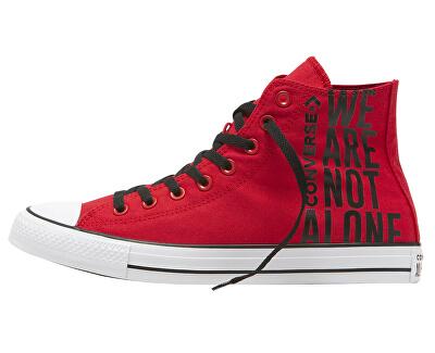 Tenisky Chuck Taylor All Star Enamel Red/Black /White