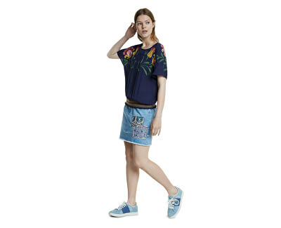 Bluză pentru femei Blus Catania Marino 20SWBW49 5001