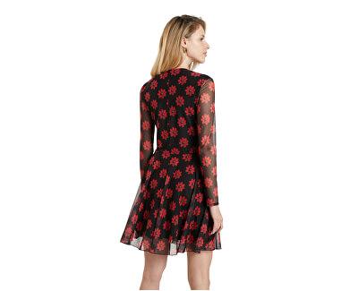 Dámské šaty Vest Kristal 21WWVK582000