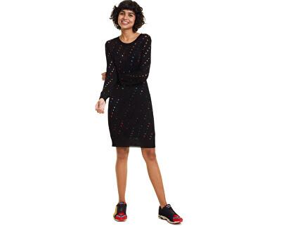 Dámske šaty Vest Namur Negro 19WWVF03 2000