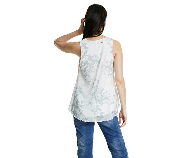 Blusa da donna Ts Carnagy Blanco 20SWTKB1 1000
