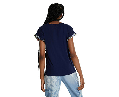 Tricou pentru femei Ts Munich Navy 20SWTKBS 5000