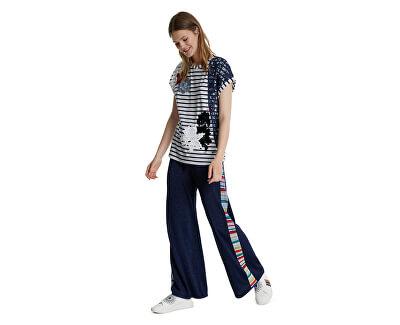 Tricou pentru femei Ts Refresh Blanco 20SWTK70 1000