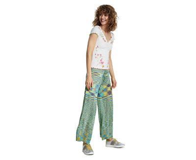 Tricou pentru femei Ts Vilna Blanco 20SWTKCA 1000