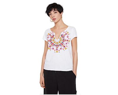 T-shirt da donna Ts Croacia Blanco 20SWTKBE 1000
