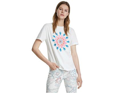 T-shirt da donna Ts Mila n Blanco 20SWTKBF 1000