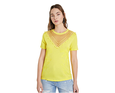T-shirt da donna Ts Tropic Thoughts Blazing 20SWTK15 8035