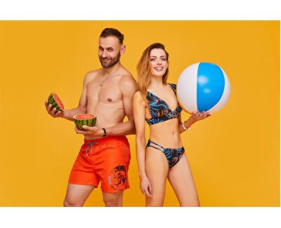 Costume shorts da uomo Bmbx- 2017 Sw Boxer Media -44A
