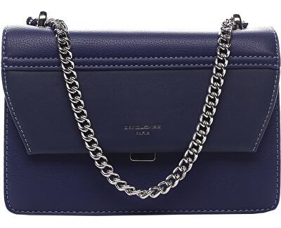 Borsa da donna crossbody Blue 6221-1