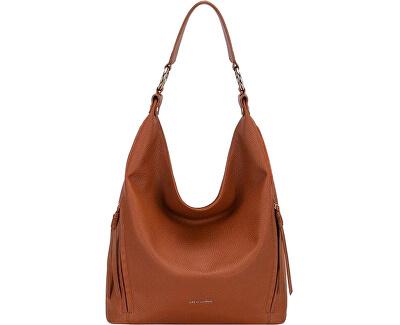 Damen Handtasche Cognac