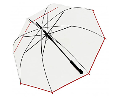 Umbrelă pentru femei Hit Long Automatic transparent Glocke 77354B 02
