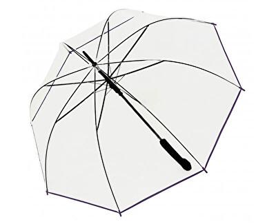 Umbrelă pentru femei Hit Long Automatic transparent Glocke 77354B 06