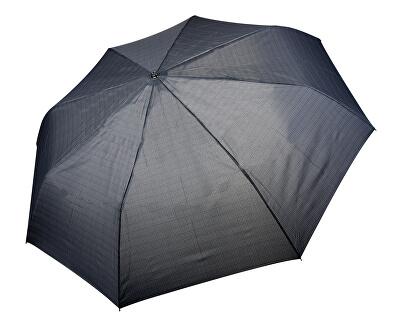 Umbrelă pliabilă pentru bărbați complet automatăCarbon Magic XM Business gents print Herren gemustert 74367N03