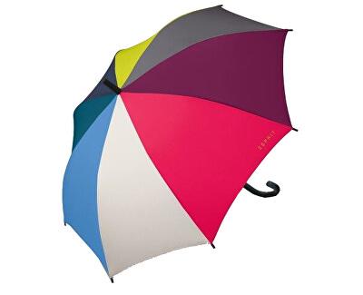 Umbrelă pentru femei Long AC Multi color Combination