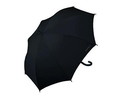 Holový deštník Long AC Black 50001