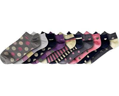10 PACK - női zokni FSA301