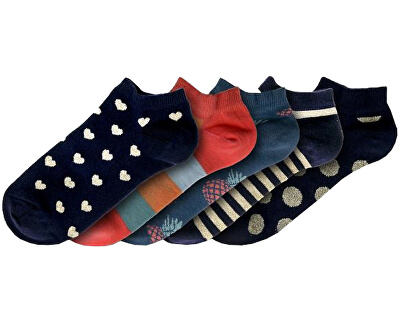 5 PACK - női zokni FSA390
