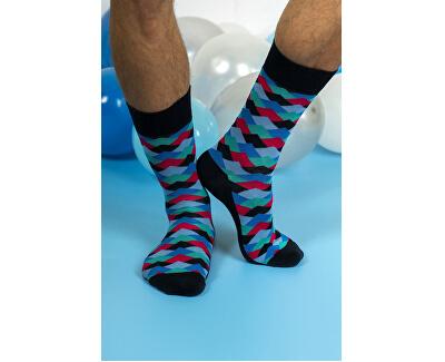10 PACK - férfi zokni FSA295