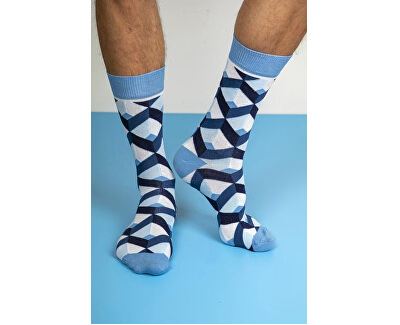 10 PACK - férfi zokni FSA296