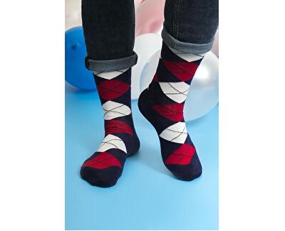 2 PACK - férfi zokni FSA456