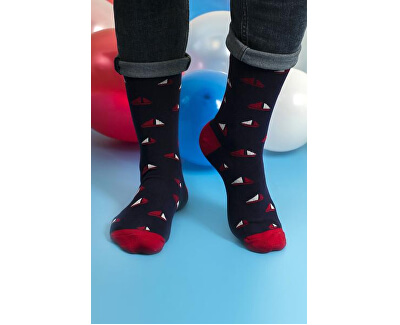 2 PACK - férfi zokni FSA459
