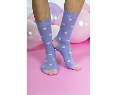 3 PACK - női zokni FSA424