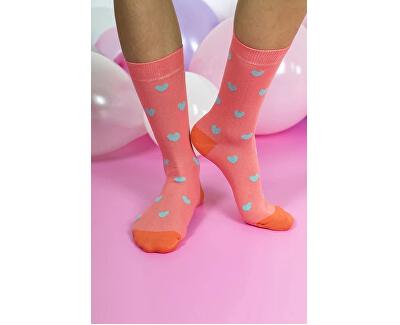 4 PACK - női zokni FSA407