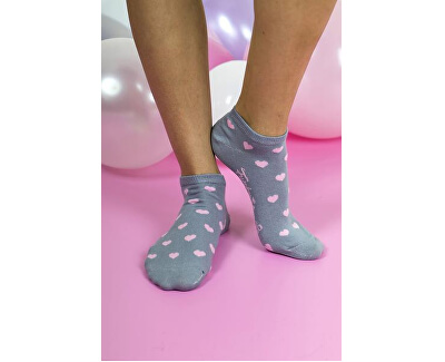 4 PACK - női zokni FSA410