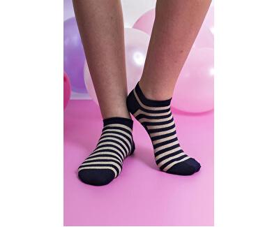 4 PACK - női zokni FSA413