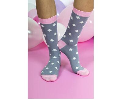 7 PACK - női zokni FSA306