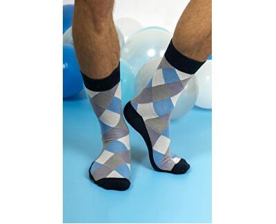 7 PACK - férfi zokni FSA309